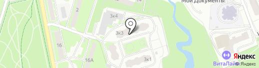 Рада мама на карте Пушкино