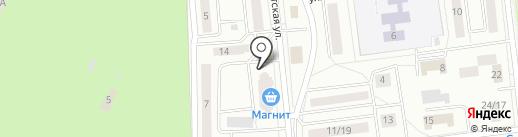 Магазин горящих путевок на карте Королёва