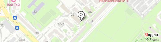 Kupiavtokreslo.ru на карте Реутова
