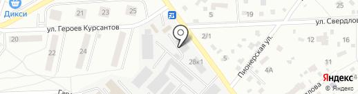 ТЕРМ СЕРВИС на карте Королёва