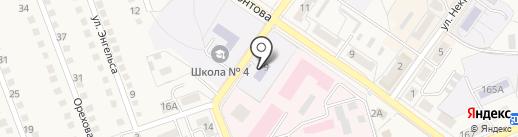 Детский сад №9 на карте Ясиноватой