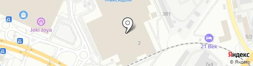 Нидан Соки на карте Котельников