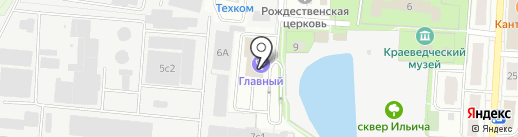 Тактическое ракетное вооружение на карте Королёва