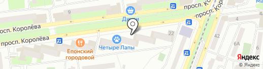 Всё детям на карте Королёва