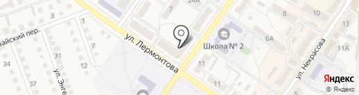 Магазин техники, ФЛП Овчаренко М.В. на карте Ясиноватой
