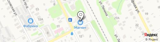 Меркурий, ПО на карте Домодедово