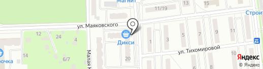 MiniBikini на карте Королёва