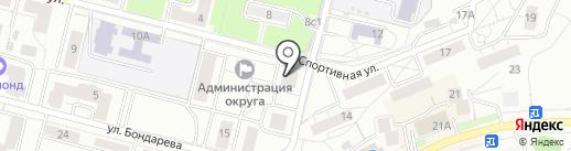 PickPoint на карте Дзержинского