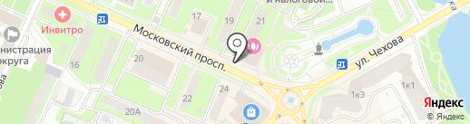 У Палыча на карте Пушкино