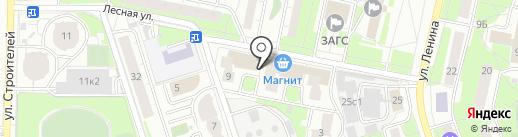 Ярче! на карте Реутова