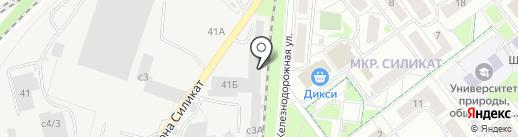 Лемма24 на карте Котельников