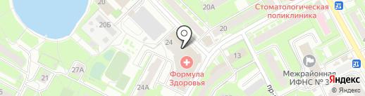 ArtCeiling на карте Пушкино