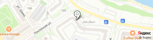 Новый образ на карте Дзержинского