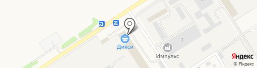 Qiwi на карте Растуново