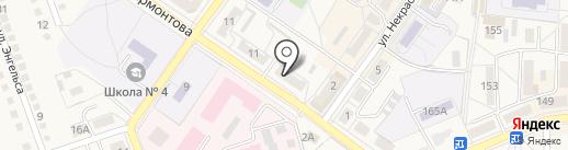 Вита-Дент, стоматологический центр на карте Ясиноватой