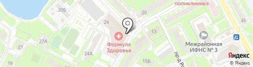 Intellect Chess на карте Пушкино