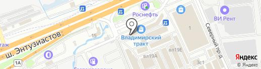 Galacolor на карте Реутова