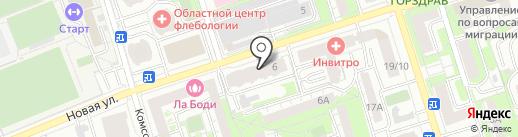 ЛинзАмат на карте Реутова