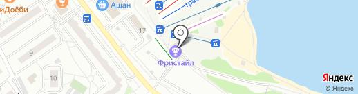 Flip Cafe на карте Дзержинского