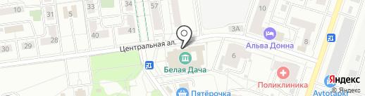 Участковый пункт полиции на карте Котельников