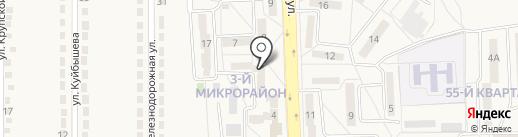 Оливье на карте Ясиноватой