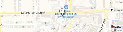 Успех на карте Ясиноватой