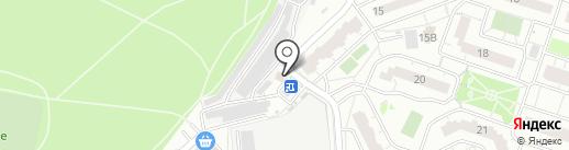Брат на карте Котельников