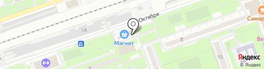 Национальный платежный сервис на карте Реутова