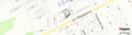 Хозяйственный магазин на карте Макеевки