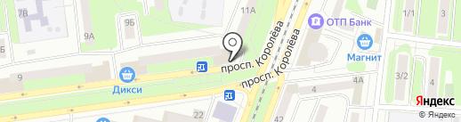 Kassir.ru на карте Королёва