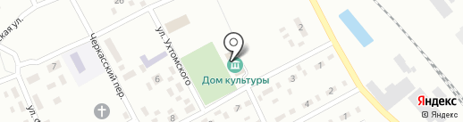 Участковый пункт милиции №42 на карте Макеевки