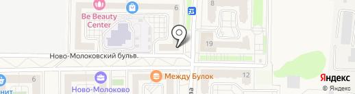 Элит Декор на карте Молоково