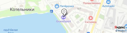 Дилер на карте Котельников