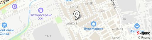 Стиль на карте Реутова