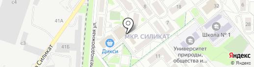 Царица на карте Котельников