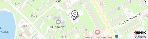 Клуб Друзей Смайлики на карте Пушкино