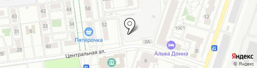 Русская баня на дровах на карте Котельников