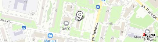 Многофункциональный центр предоставления государственных услуг на карте Реутова