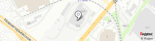 Арсенал-Мотор на карте Котельников