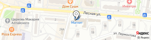 Восток-плюс на карте Дзержинского