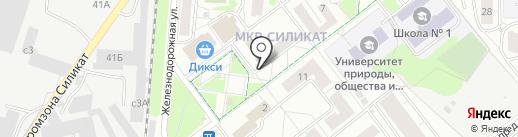 Кондитерский рай на карте Котельников