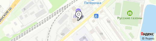 Дон-Панэ на карте Котельников