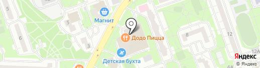 Юбилейный 37 на карте Реутова