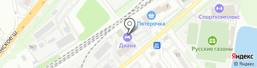 Духани сан на карте Котельников