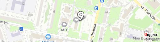 Совет депутатов г. Реутов на карте Реутова
