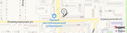 Салончик, салон-парикмахерская, СПД Однополова Е.В. на карте Ясиноватой