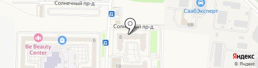 RDI Telecom на карте Молоково