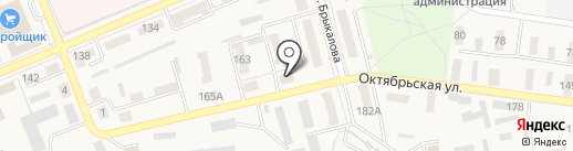 Одонт на карте Ясиноватой