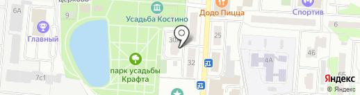 Техкомсервис на карте Королёва