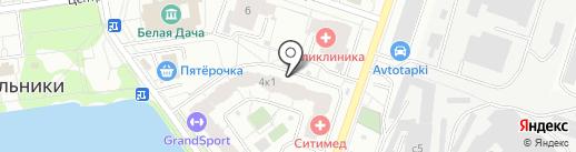 Полидентал на карте Котельников
